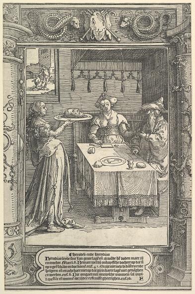 John The Baptist「Salome With The Head Of John The Baptist」:写真・画像(2)[壁紙.com]