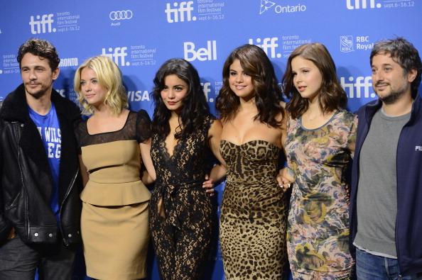 "Vanessa James「""Spring Breakers"" Photo Call - 2012 Toronto International Film Festival」:写真・画像(8)[壁紙.com]"