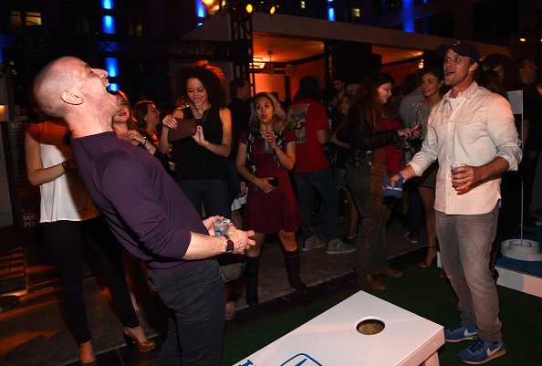 Bud「Entertainment Weekly Hosts Its Annual Comic-Con Party At FLOAT At The Hard Rock Hotel In San Diego In Celebration Of Comic-Con 2015 - Inside」:写真・画像(15)[壁紙.com]