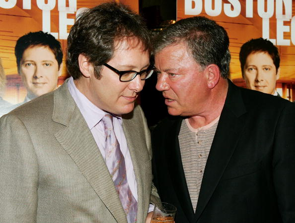 Part of a Series「Fox Home Entertainment Celebrates Release Of 'Boston Legal' Season One DVD」:写真・画像(15)[壁紙.com]