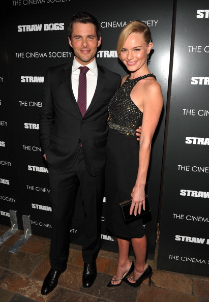 "Stephen Lovekin「The Cinema Society Hosts A Screening Of Screen Gems' ""Straw Dogs""」:写真・画像(11)[壁紙.com]"
