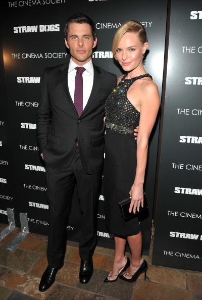"Stephen Lovekin「The Cinema Society Hosts A Screening Of Screen Gems' ""Straw Dogs""」:写真・画像(7)[壁紙.com]"