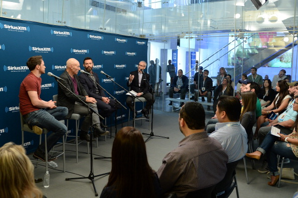 Editorial「SiriusXM Town Hall With The Cast Of: X-MEN: DAYS OF FUTURE PAST」:写真・画像(17)[壁紙.com]