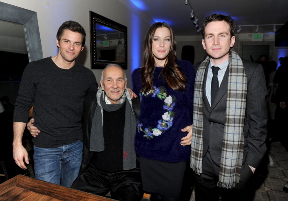 """Party - Social Event「""""Robot And Frank"""" Dinner Party At Grey Goose Blue Door - 2012 Park City」:写真・画像(9)[壁紙.com]"""