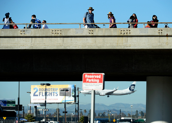 LAX Airport「Shooting Incident At Los Angeles International Airport」:写真・画像(10)[壁紙.com]