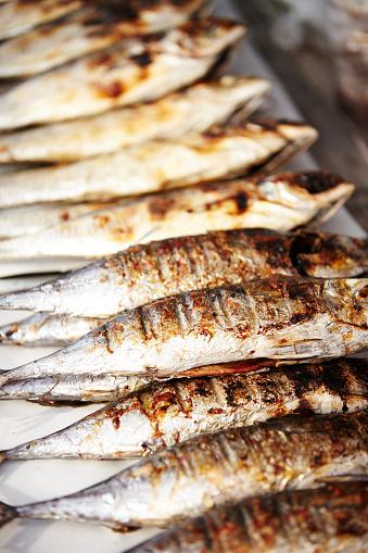 Market Stall「Packed like sardines」:スマホ壁紙(19)