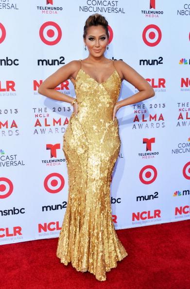 Adrienne Bailon「2013 NCLR ALMA Awards - Arrivals」:写真・画像(17)[壁紙.com]
