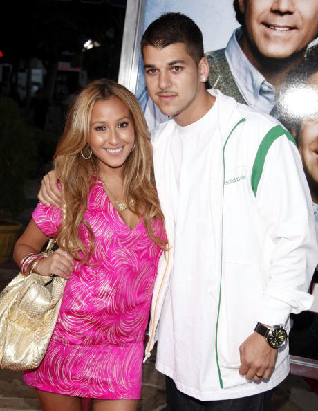 "Adrienne Bailon「Premiere of Sony Picture's ""Step Brothers"" - Arrivals」:写真・画像(7)[壁紙.com]"