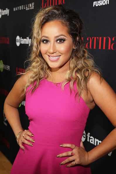 "Adrienne Bailon「Latina Magazine's ""30 Under 30"" Party - Red Carpet」:写真・画像(19)[壁紙.com]"