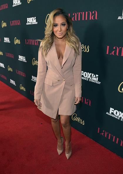 "Adrienne Bailon「Latina Magazine's ""Hollywood Hot List"" Party」:写真・画像(14)[壁紙.com]"