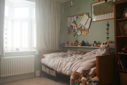 Home Interior「A childs bedroom」:スマホ壁紙(6)