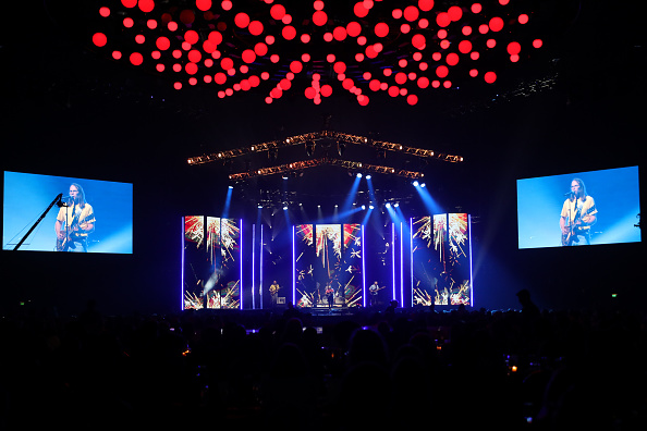 Spark Arena「2019 Vodafone New Zealand Music Awards - Show」:写真・画像(14)[壁紙.com]