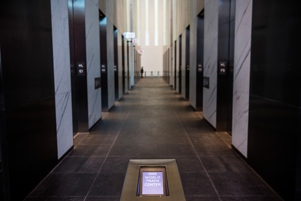 Elevator「First Tenant Conde Nast Moves Into New World Trade Center」:写真・画像(17)[壁紙.com]