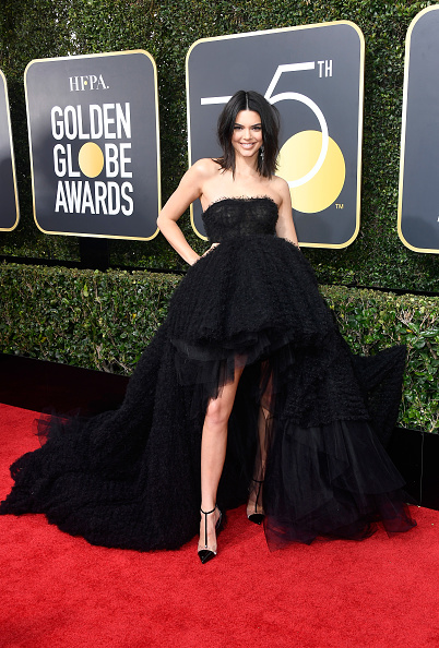 Golden Globe Awards「75th Annual Golden Globe Awards - Arrivals」:写真・画像(7)[壁紙.com]