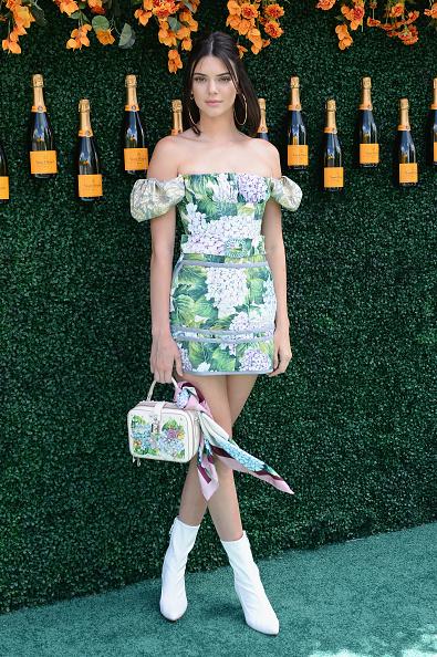 カメラ目線「The Tenth Annual Veuve Clicquot Polo Classic - Arrivals」:写真・画像(3)[壁紙.com]