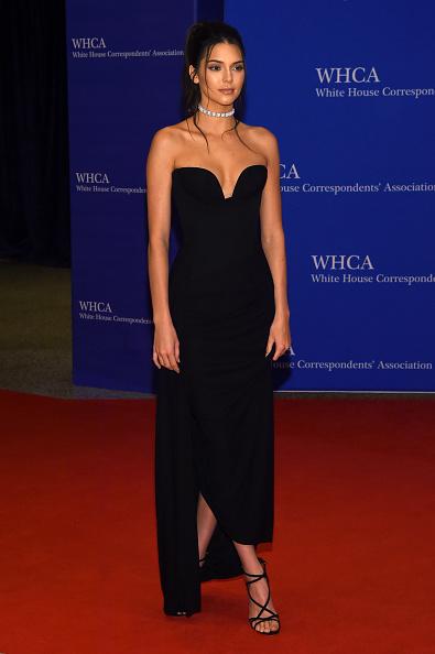 Black Dress「102nd White House Correspondents' Association Dinner - Arrivals」:写真・画像(13)[壁紙.com]