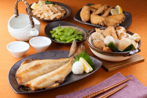 Sake「Izakaya dishes」:スマホ壁紙(14)