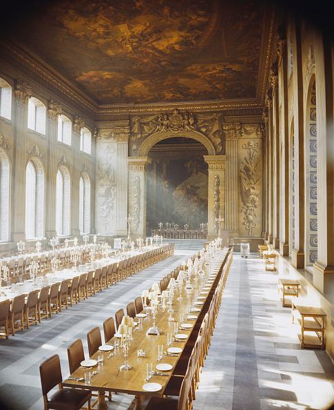 Dining Room「Royal Naval College」:写真・画像(3)[壁紙.com]