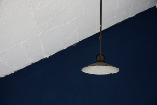 Lamp Shade「Old drop light, close-up」:スマホ壁紙(6)