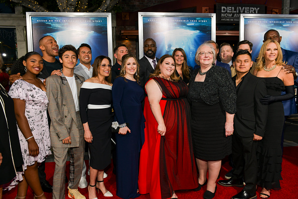 "Discovery「Premiere Of 20th Century Fox's ""Breakthrough"" - Red Carpet」:写真・画像(4)[壁紙.com]"