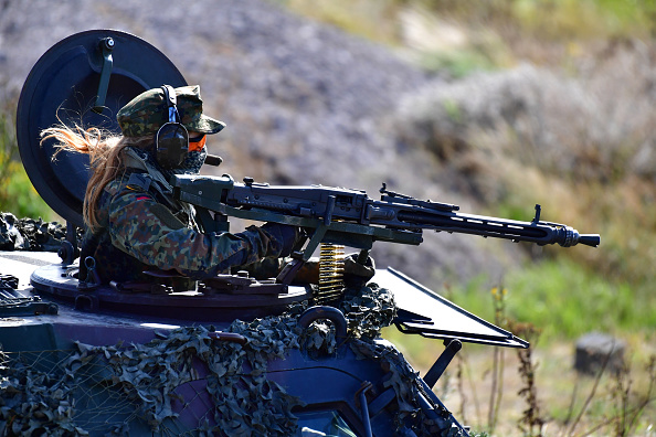 Army Soldier「Bundeswehr Holds Multi-Day Exercises」:写真・画像(15)[壁紙.com]