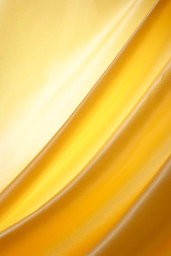 Silk「Elegant gold satin wave texture background」:スマホ壁紙(0)