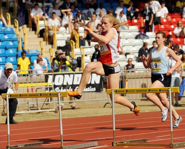 Devon Alexander「Aviva English Schools Athletics Championships - Day Two」:写真・画像(18)[壁紙.com]