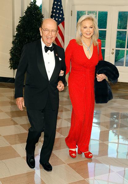 Wilbur Ross「Guests Arrive For State Dinner At The White House Honoring Australian PM Morrison」:写真・画像(14)[壁紙.com]