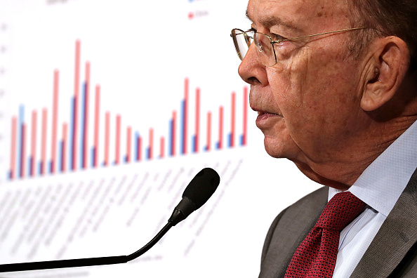 Wilbur Ross「Commerce Secretary Ross Discusses His Department's Plans For Economic Growth」:写真・画像(4)[壁紙.com]