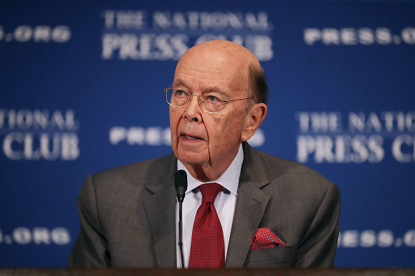 Wilbur Ross「Commerce Secretary Ross Discusses His Department's Plans For Economic Growth」:写真・画像(13)[壁紙.com]