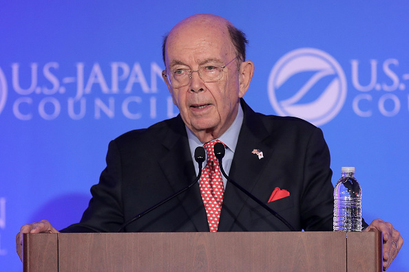 Wilbur Ross「Commerce Secretary Wilbur Ross And Northrop Grumman CEO Wes Bush Speak At The U.S.-Japan Council」:写真・画像(7)[壁紙.com]