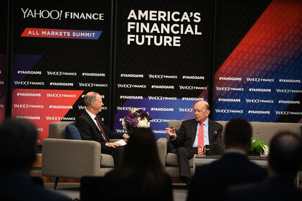 Wilbur Ross「Yahoo Finance All Markets Summit: America's Financial Future At The Newseum In Washington D.C.」:写真・画像(13)[壁紙.com]