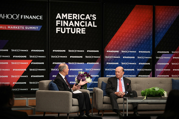 Wilbur Ross「Yahoo Finance All Markets Summit: America's Financial Future At The Newseum In Washington D.C.」:写真・画像(14)[壁紙.com]