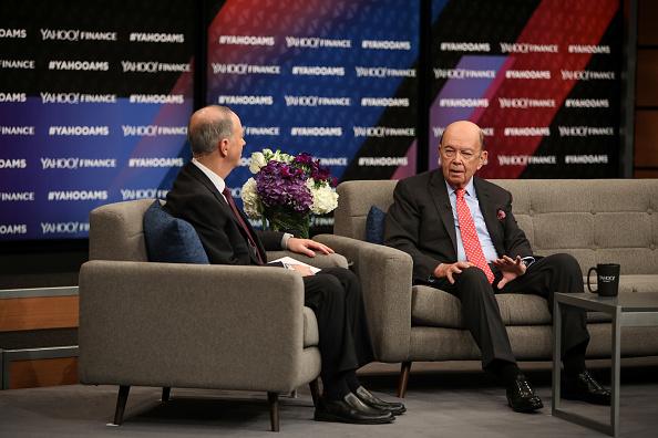 Wilbur Ross「Yahoo Finance All Markets Summit: America's Financial Future At The Newseum In Washington D.C.」:写真・画像(2)[壁紙.com]