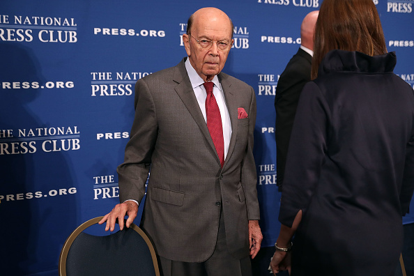Wilbur Ross「Commerce Secretary Ross Discusses His Department's Plans For Economic Growth」:写真・画像(3)[壁紙.com]