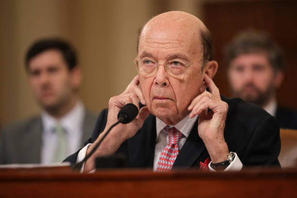 Commerce Secretary Wilbur Ross Testifies To House Committee On Recent Trade Actions By Trump Administration:ニュース(壁紙.com)