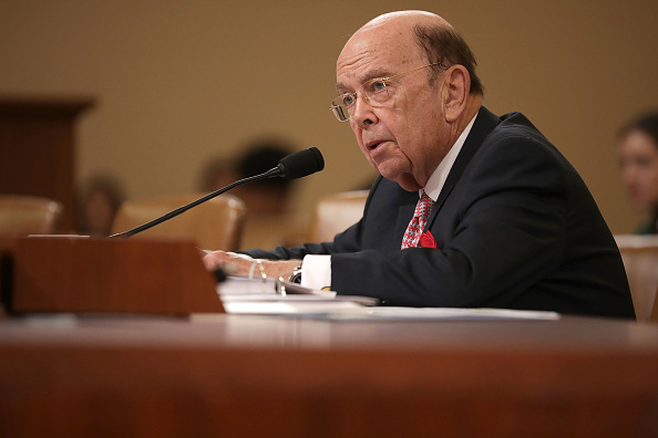Wilbur Ross「Commerce Secretary Wilbur Ross Testifies To House Committee On Recent Trade Actions By Trump Administration」:写真・画像(3)[壁紙.com]