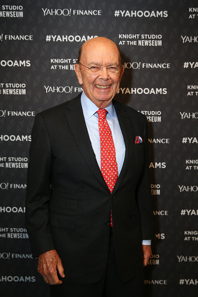 Wilbur Ross「Yahoo Finance All Markets Summit: America's Financial Future At The Newseum In Washington D.C.」:写真・画像(10)[壁紙.com]