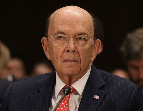 Wilbur Ross「Transportation Secretary Chao And Commerce Secretary Wilbur Ross Testify To Senate Committee On Infrastructure」:写真・画像(11)[壁紙.com]