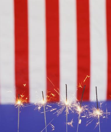Fourth of July「Sparklers」:スマホ壁紙(0)