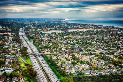 California「Northern San Diego County Aerial」:スマホ壁紙(2)