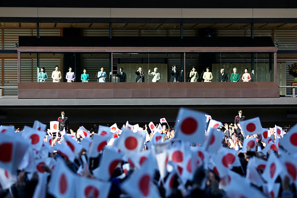 Imperial Palace - Tokyo「Japan's Royal Family New Year Greeting」:写真・画像(13)[壁紙.com]