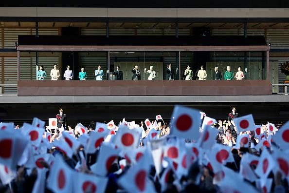 Empress Michiko「Japan's Royal Family New Year Greeting」:写真・画像(17)[壁紙.com]