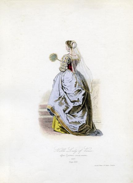 16世紀のスタイル「Venetian noblewoman, 1557」:写真・画像(0)[壁紙.com]