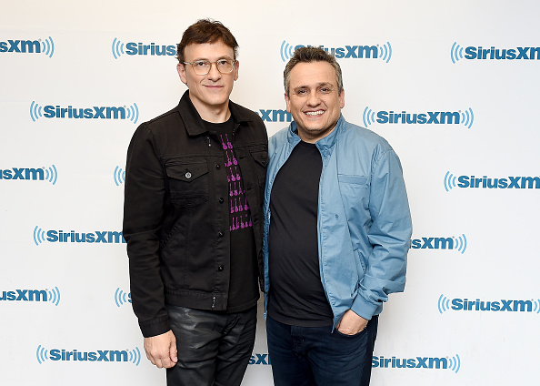 Fully Unbuttoned「Celebrities Visit SiriusXM - May 4, 2018」:写真・画像(5)[壁紙.com]
