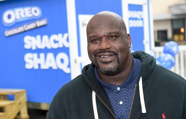 Shaquille O'Neal「OREO Chocolate Candy Bar And Shaquille O'Neal Cover The Country In OREO Chocolate Candy Bars To Celebrate Their Shared Birthday」:写真・画像(5)[壁紙.com]