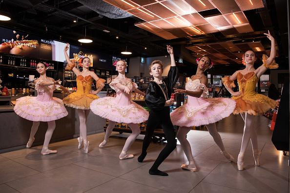 Jeff Spicer「Vue Celebrates The Royal Ballet's The Nutcracker Hitting Screens At Vue Nationwide」:写真・画像(6)[壁紙.com]