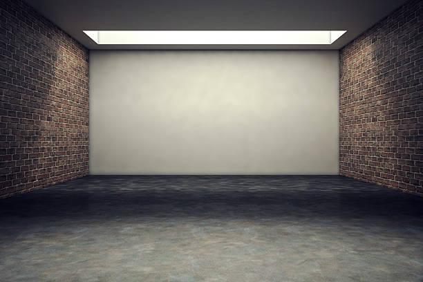 Empty office or studio room:スマホ壁紙(壁紙.com)