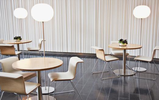 Chair「Empty office break room」:スマホ壁紙(19)