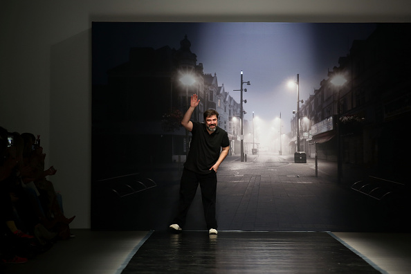 London Fashion Week「Emilio De La Morena - Runway - LFW FW15」:写真・画像(3)[壁紙.com]